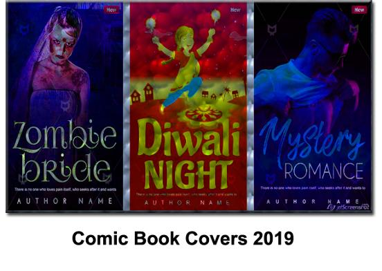 comic book covers